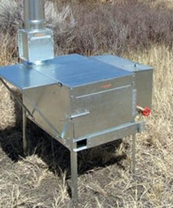 Riley Wrangler Stove package