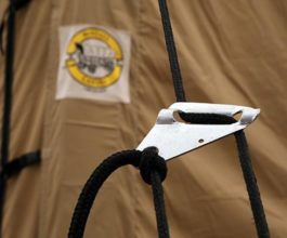 Tent Rope Tensioners