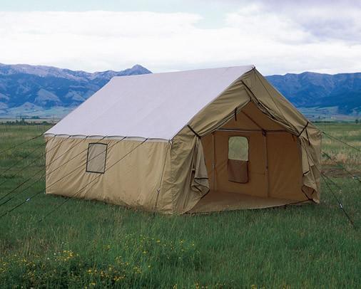 Montana Blend Wall Tent - Custom