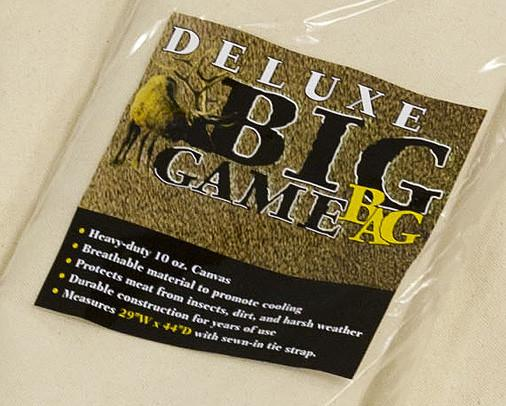 Deluxe Game Bag