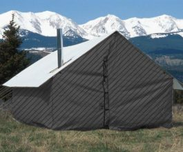 Wall Tent Fly