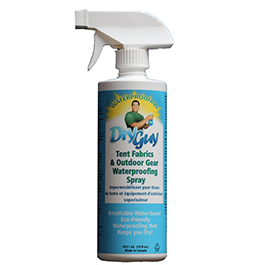 Dry Guy Tent Fabrics & Outdoor Gear waterproofing spray