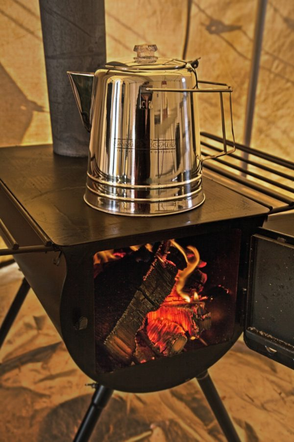 Camp Chef Alpine Cylinder Stove