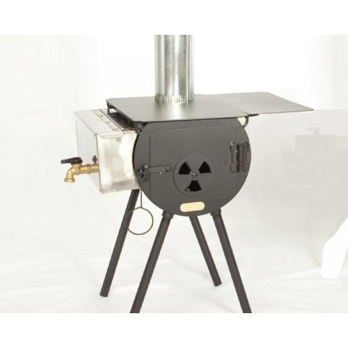 Cylinder Scout Stove Package