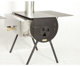 Cylinder Hunter Stove Package