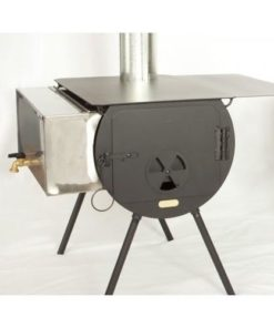 Cylinder Outfitter Stove Package