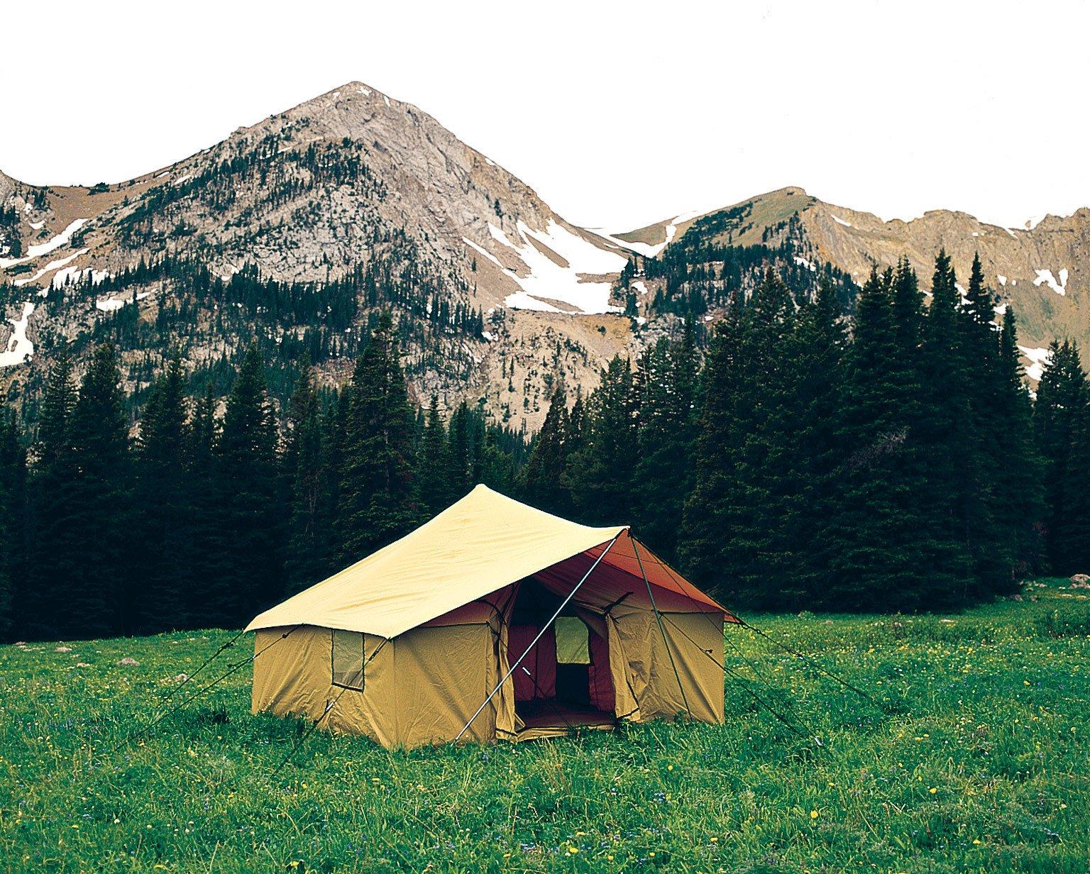 Spike Tents