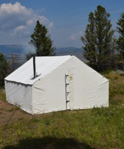 Premium 12 oz. Canvas Wall Tent