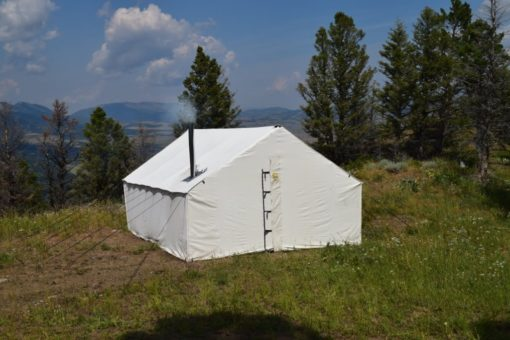 Premium 12 oz. Canvas Wall Tent
