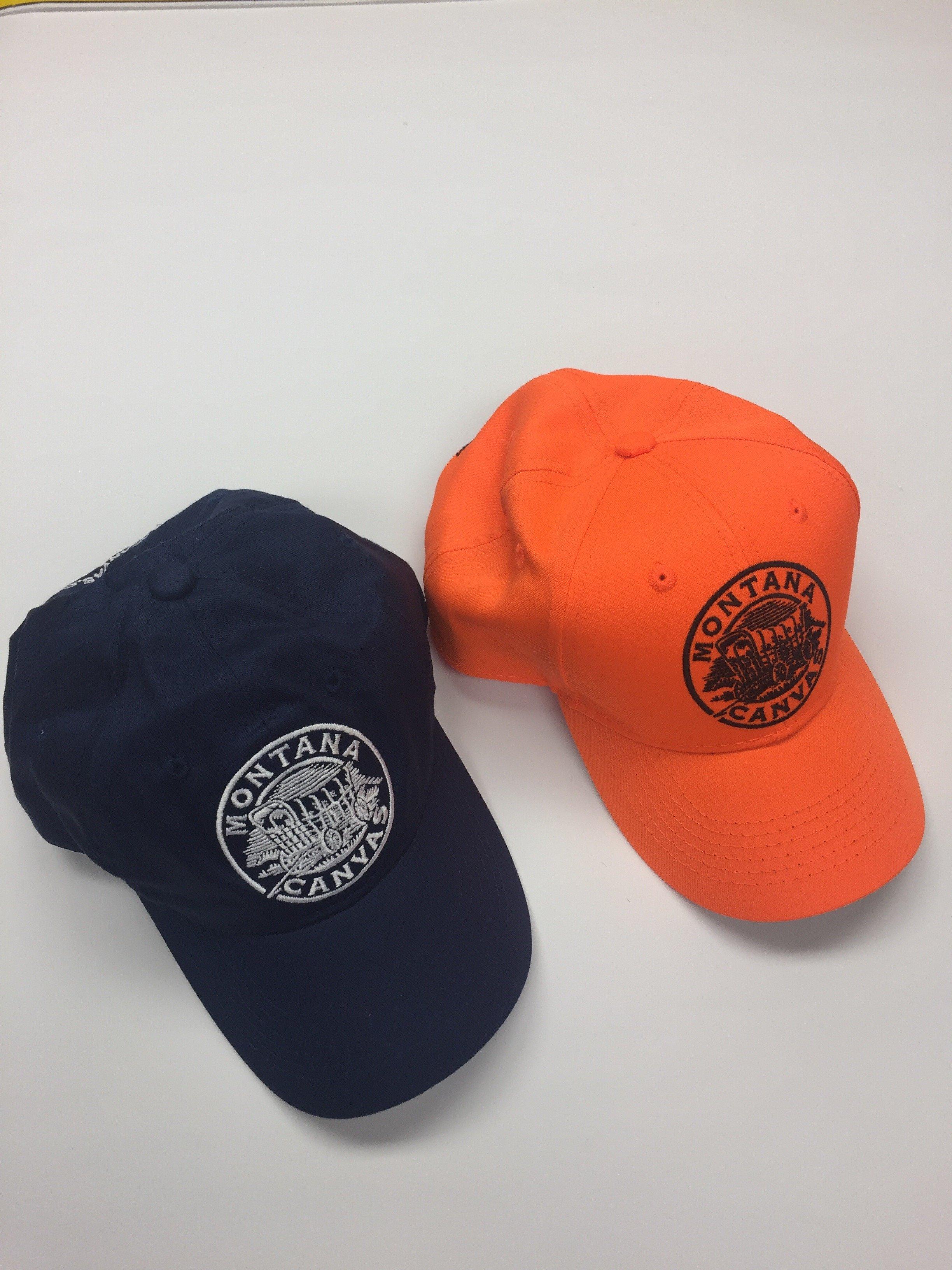 Montana Canvas Hat