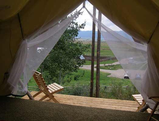 Luxury Camping Tents Glamping Tents Montana Canvas