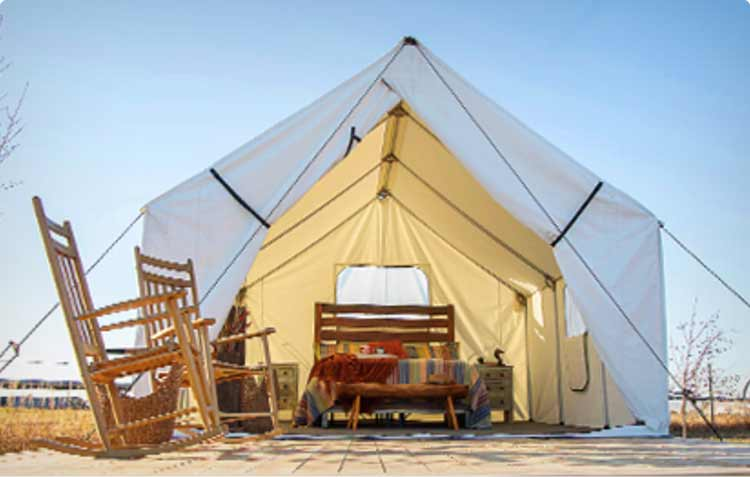 Canvas Wall Tents | Canvas Wall Tents Montana - Montana Canvas