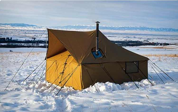 Specialized Tents & Custom Canvas Tents - Montana Canvas